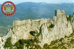 12. Castello di Queribus